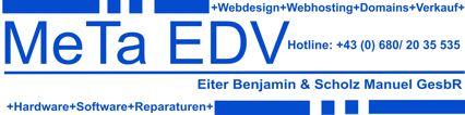 Logo von MeTa-EDV